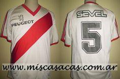Casacas de River Plate de 1989/90