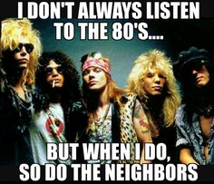 A great poster of Guns N Roses - one of the greatest rock bands ever! Axl Rose, Slash, Duff McKagen, Izzy Stradlin, and Steven Adler. Check out the rest of our amazing selection of Guns N' Roses posters! Need Poster Mounts. Axl Rose, Guns N Roses, Funny Quotes, Funny Memes, Funniest Memes, Funny Signs, Party Songs, We Will Rock You, Rock Songs