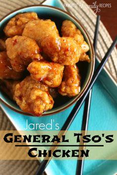 General Tso's Chicken Recipe on Yummly. @yummly #recipe