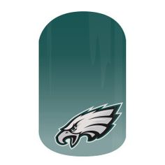 Get gameday style with Jamberry's NFL Collection. Our officially licensed NFL products feature your favorite team logo and colors so you can cheer your team to victory with 'Philadelphia Eagles' on your nails. #JamsByColey #Jamberry #NFLCollectionByJamberry