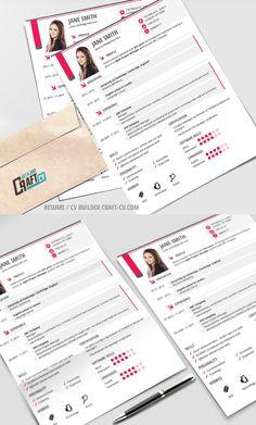 Forever 21 Sales Associate Sample Resume Gorgeous Craftcv  Cv Resume Builder Craftcv On Pinterest