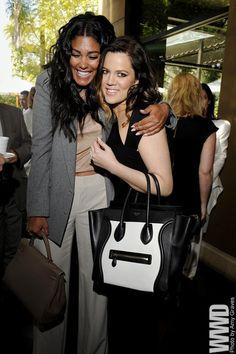 Rachel Roy and Khloé Kardashian