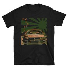 MITSUBISHI EVOLUTION 9 T-SHIRT