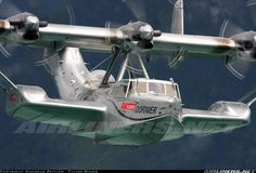 Dornier Do 24. Bomber, reconnaissance and air-sea rescue flying boat