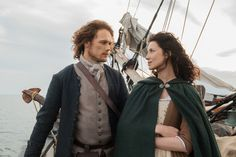 "Outlander ""To Ransom a Man's Soul"" S1EP16"