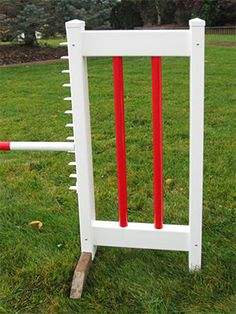 Kid Jumps by Arena Supplies. Real horse jumps made for kids and children. Play Horse, Kids Moves, Hobby Horse, Coops, Flower Boxes, Tack, Horses, Christmas, Diy