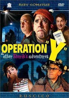 """Operation Y, and Shurik's Other Adventures"" (""Operatsiia 'Y' i drugie prikliucheniia Shurika"", 1965) [dir. Leonid Gaidai] VideoDVD 752041 (Media Commons) http://go.utlib.ca/cat/6028274"