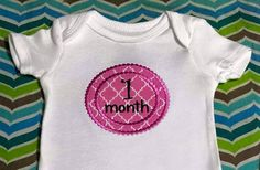 Check out this item in my Etsy shop https://www.etsy.com/listing/248788449/month-bodysuits-monthly-baby-bodysuits