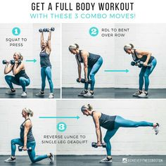 Daily 28 Days No Gym Total Body Workout Plan - my Fitness Herausforderungen, Fitness Video, Fitness Plan, Health Fitness, Gym Workouts, At Home Workouts, Super Set Workouts, Full Body Dumbbell Workout, Full Body Circuit