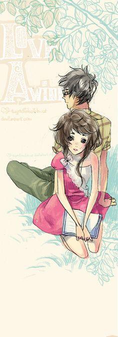 love a wind by tuyetdinhsinhvat.deviantart.com