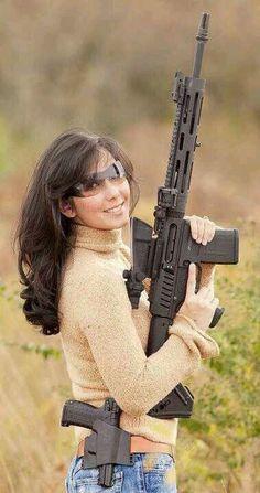 Girls with Guns | Girls with Guns | Pinterest | Guns and Girls