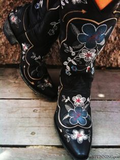 Bonnie Boots from #Old Gringo Boots