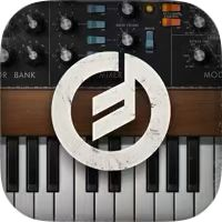 Minimoog Model D Synthesizer dans l'App Store Parliament Funkadelic, Rhythmic Pattern, Concept Album, Music App, Iphone 5s, Ipod Touch, Ipad Mini, Model, Apps