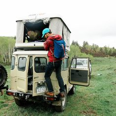 """sure-and-steadfast: """" Adventure mobile. """""""
