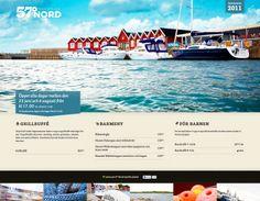 Pixel Perfect Travel Website Design - 57 Nord