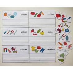 základní kartičky pro autisty - Hledat Googlem