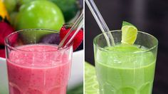 He's fitness trainer to the stars and now author of a new book The Body Reset Diet. Harley Pasternak shares some of his celebrity clients' favourite weight loss smoothies. Harley believes the blender is the most under appreciated gadget in...