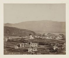 Old Photos, Vintage Photos, Art Asiatique, Greek History, Athens Greece, Old City, Ancient Greece, East Coast, Old Town