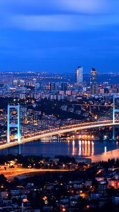 Night Sky Wallpaper, View Wallpaper, Sunset Wallpaper, Istanbul City, Istanbul Turkey, Ver Series Online Gratis, Turkey Country, City Background, Hagia Sophia