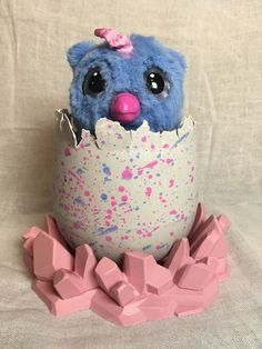 Items similar to Nest for Hatchimals (assorted pastel colors) for burtle, draggle, penguala, owlicorn, bearakeet on Etsy Party Favors For Kids Birthday, Birthday Parties, Birthday Ideas, Fall Crafts, Crafts For Kids, Kids Living Rooms, Little Girl Gifts, Craft Day, Mlp My Little Pony
