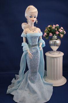 CC Debut in Birthstone Aqua dress 2