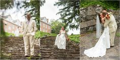 The first look! So sweet!  Click to view more photos from this wedding!