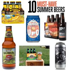 The Summer Beers Worth Indulging In