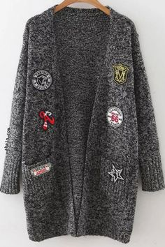 Very nice cardigan! Soft and comfy!