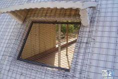 Industrial Shed in Industrial Sheds, Porto Rico, Morocco, Windows, House, God, El Calafate, La Paz, Columns