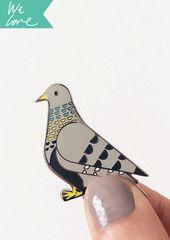 Pigeon Pin