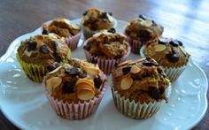 Chai Chocolate Chip Muffins