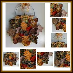 Fall has always been the season when I really get my creative juices flowing. During one Fall season I was dabbling in quilted and embroidered leaf ornaments, buntings or garlands, and 3D mini-quilts. This free e-book shows you how to make the embroidered leaf 3D mini-quilt with 24 embroidered leaves as shown in the picture. Fall Crafts, Arts And Crafts, Embroidered Leaves, Buntings, Love Is Free, Mini Quilts, Fall Season, Garlands, Craft Tutorials