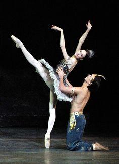 Julie Kent & Angel Corella - Le Corsaire
