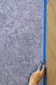 Aprenda a fazer uma pintura super diferente e bonita na parede da sua casa. Você mesma pode fazer e fica super legal.
