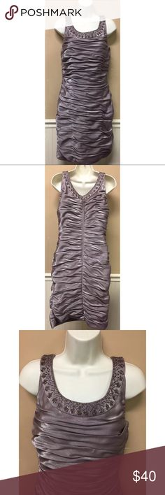 Cachet ruched dress size 8. Cachet ruched dress size 8. Beautiful dress! Perfect for any event. Cachet Dresses
