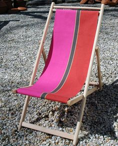 Orriule Deck Chair