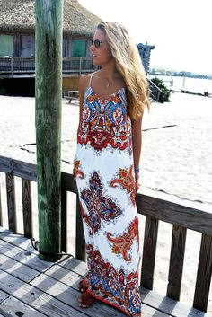 ** Maxi Dress ** so cute!
