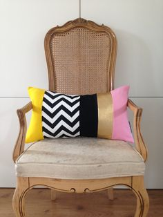 Chevron PIllow  https://www.etsy.com/listing/187474117/decorative-cushion-cover-14x24-lumbar?ref=shop_home_active_10