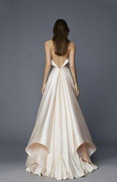 Vestido de noiva | Coleção Flying Away de Antonio Riva - Portal iCasei Casamentos