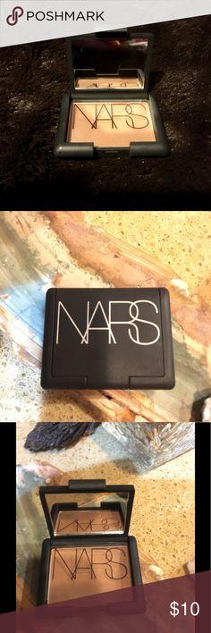 "NARS ""Laguna"" (2.5g) bronzer travel size NARS ""Laguna"" (2.5g) bronzer travel size NARS Makeup Bronzer"