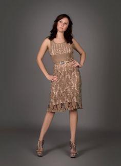 Mocca exclusive crochet dress  http://www.etsy.com/listing/99019411/mocca-exclusive-crochet-dress
