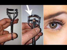 """Aqui está um truque do """"Goss Make Up Artist"""" para ajudar a mulher a simplificar na altura de se maquilhar. Muito prático e eficaz sem dúvida! Aproveitem para ver meninas."""