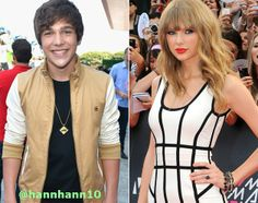 austin mahone and taylor swift