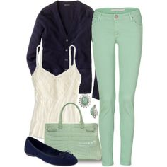Mine First, created by carleey on Polyvore