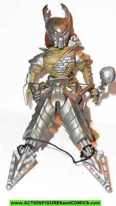 1993 KENNER Alien v Predator SCAVAGE light Green MOC figure