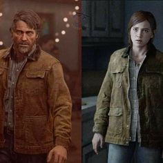 Joel & Ellie Cartoon As Anime, Anime Nerd, Ps4 Exclusive Games, The Lest Of Us, Akali League Of Legends, Joel And Ellie, Edge Of The Universe, Ps4 Exclusives, Future Days