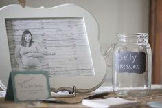 Baby Shower - Cute as a Button - Project Nursery