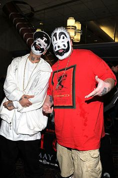 Insane Clown Posse Sue FBI Over Juggalos' Gang Classification - Poor taste in music, fashion, soda, and pretty much everything else? Yes.  Gang members? No.