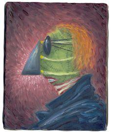 The Green Man (1996-1998) by Tim Burton