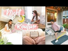 Workout Tips - Video : Healthy Night Routine Workout + Healthy Dinner - Virtual Fitness Health Goals, Health Tips, Health Care, Healthy Nights, Healthy Summer, Choose Joy, Healthy Food Choices, Healthy Dinner Recipes, Squat